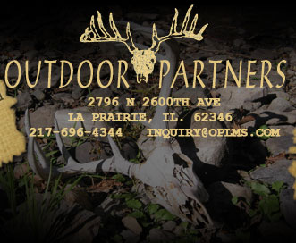 Outdoor Partners PO Box 106 Augusta IL 62311 217.392.2182 Inquiry@oplms.com